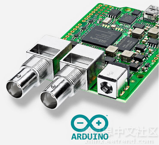 图1 Blackmagic 3G-SDI Arduino扩展板